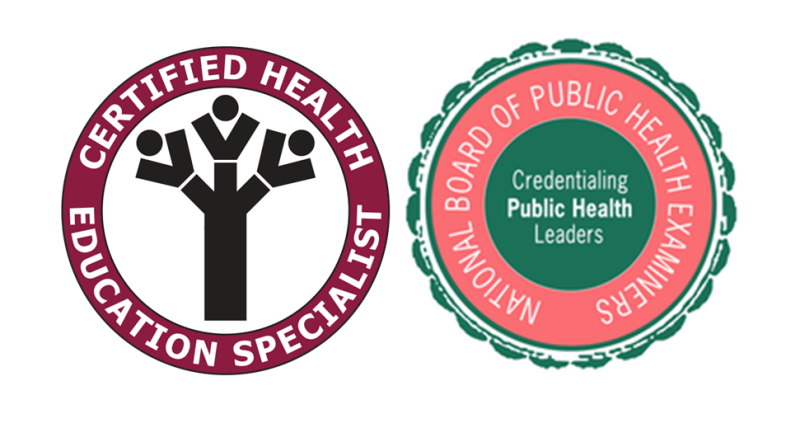 Public Health Certifications